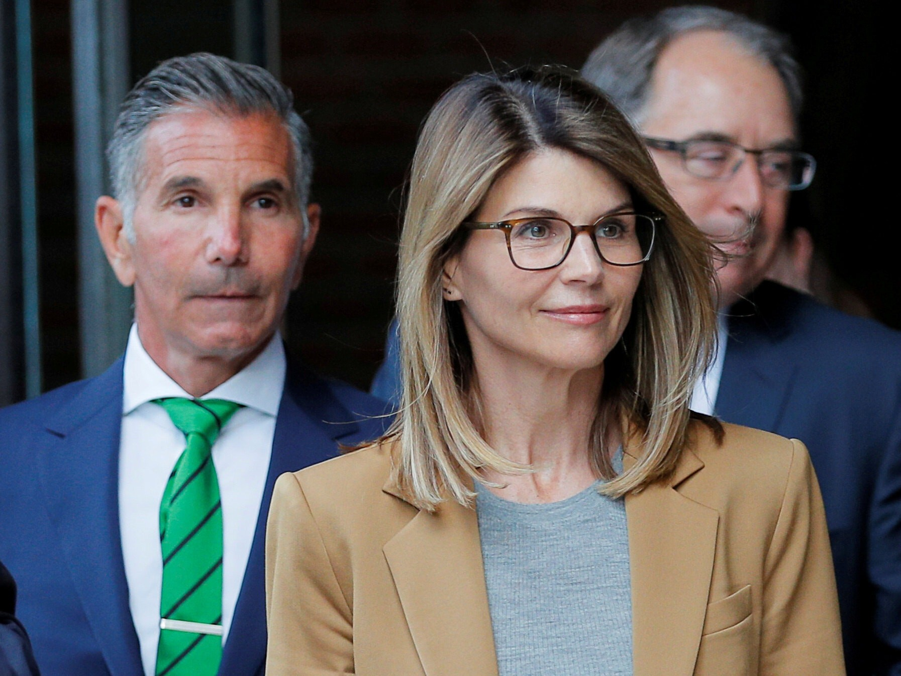 Lori Loughlin and Mossimo Giannulli Get Prison in College Admissions Case