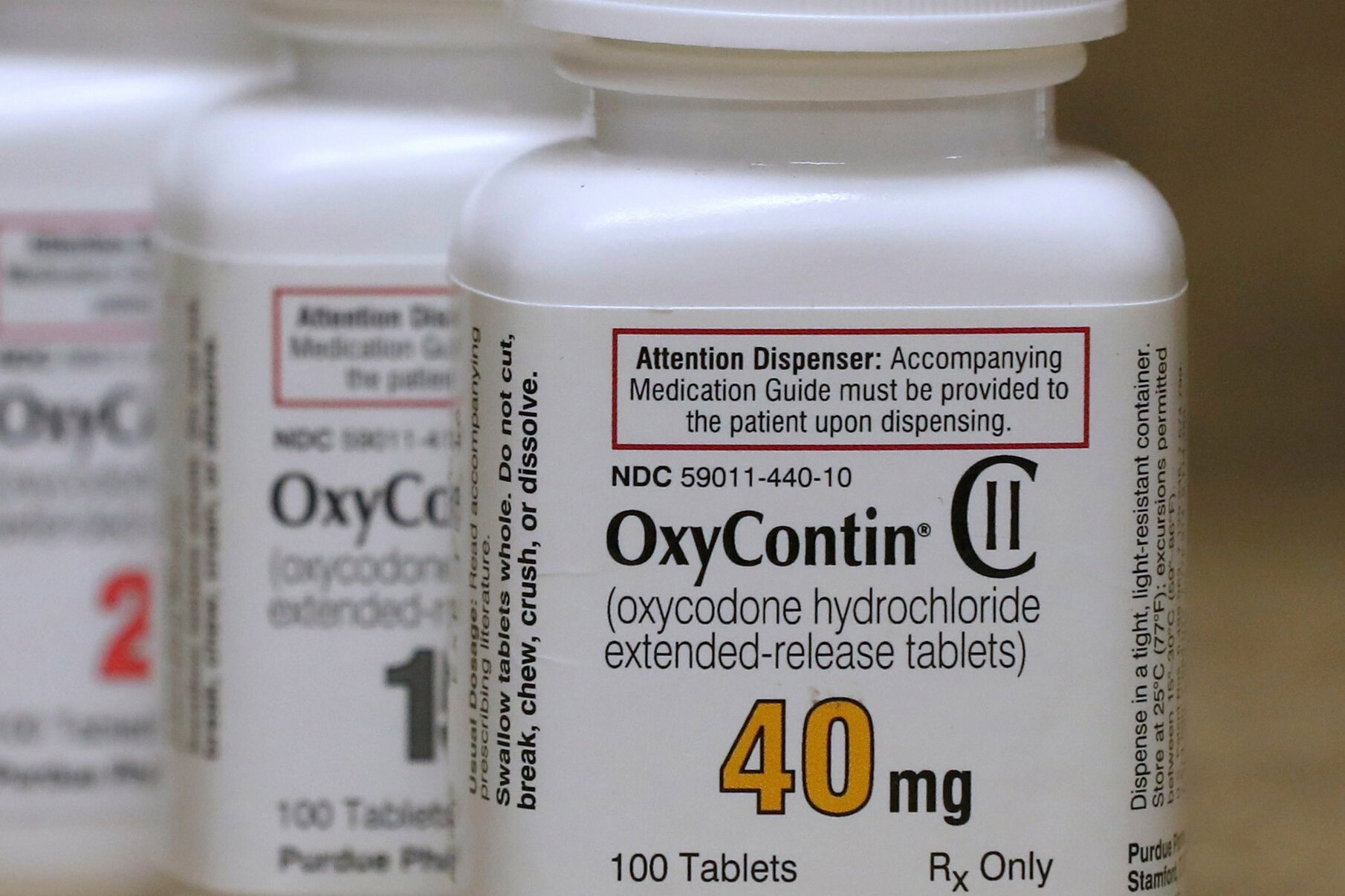 McKinsey Issues a Rare Apology for Its Role in OxyContin Sales