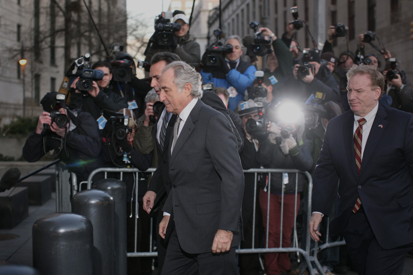 An Evil Man Died Victims' Animosity Toward Madoff Outlives Him
