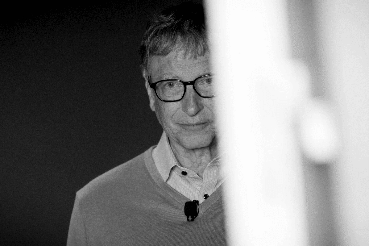 The Troubling Fourth Act of Bill Gates