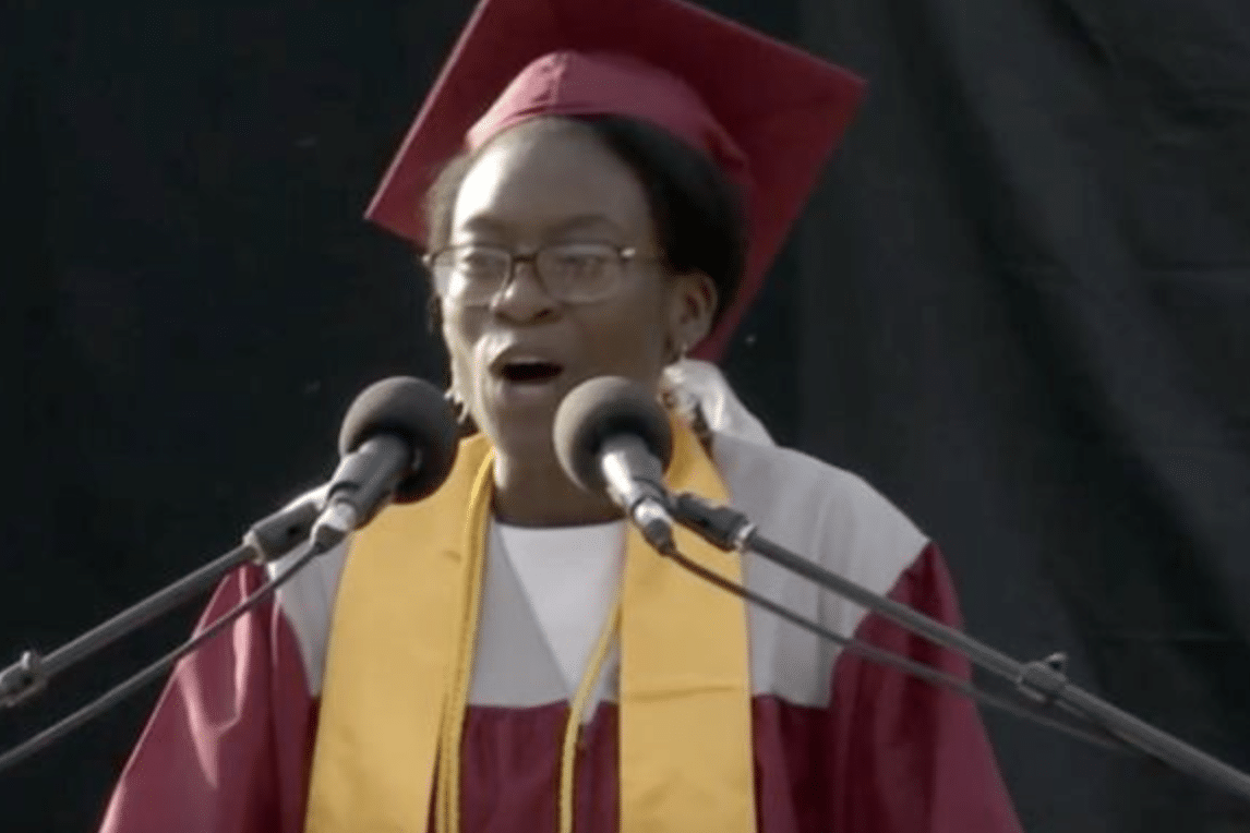 A High School Senior Won a $40k Scholarship and then She Gave It Up