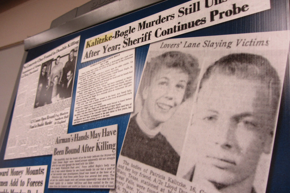 Two Montana Sweethearts Fatally Shot in 1956 and The Case Just Got Solved