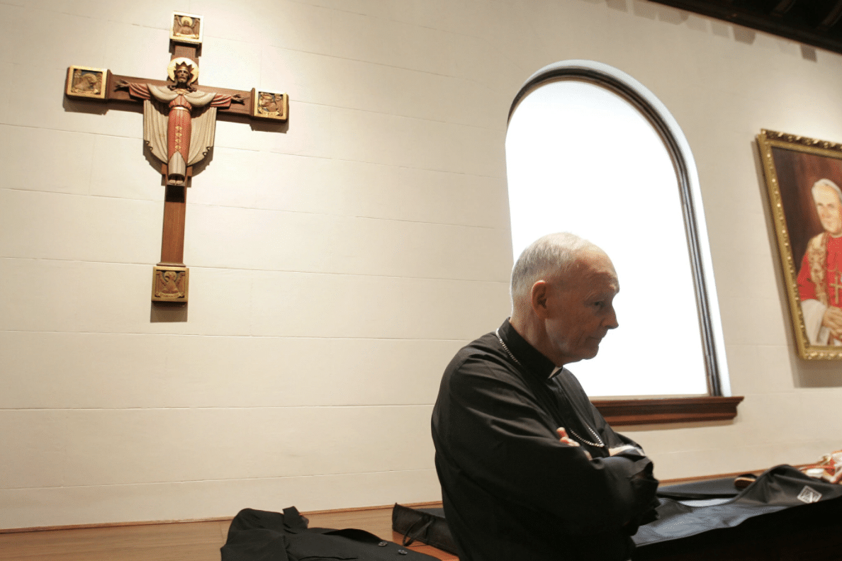 Ex-Cardinal McCarrick Faces Milestone Charges in Catholic Sex Abuse Crisis